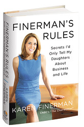 Finerman's Rules Help Women Succeed at Home and In the Office