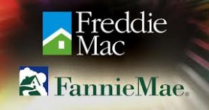 Freddie Mac and Fannie Mae