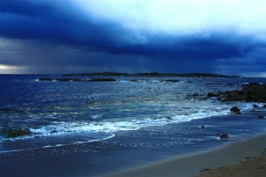 Is there an economic storm brewing? Photo by Liam Moloney